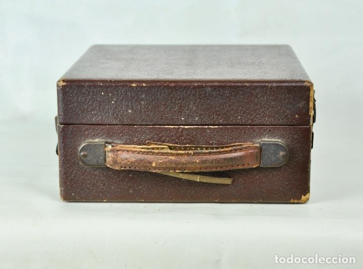 Antigüedades: Máquina taquigrafía Stenotype Grandjean año 49 - Foto 12 - 185709793