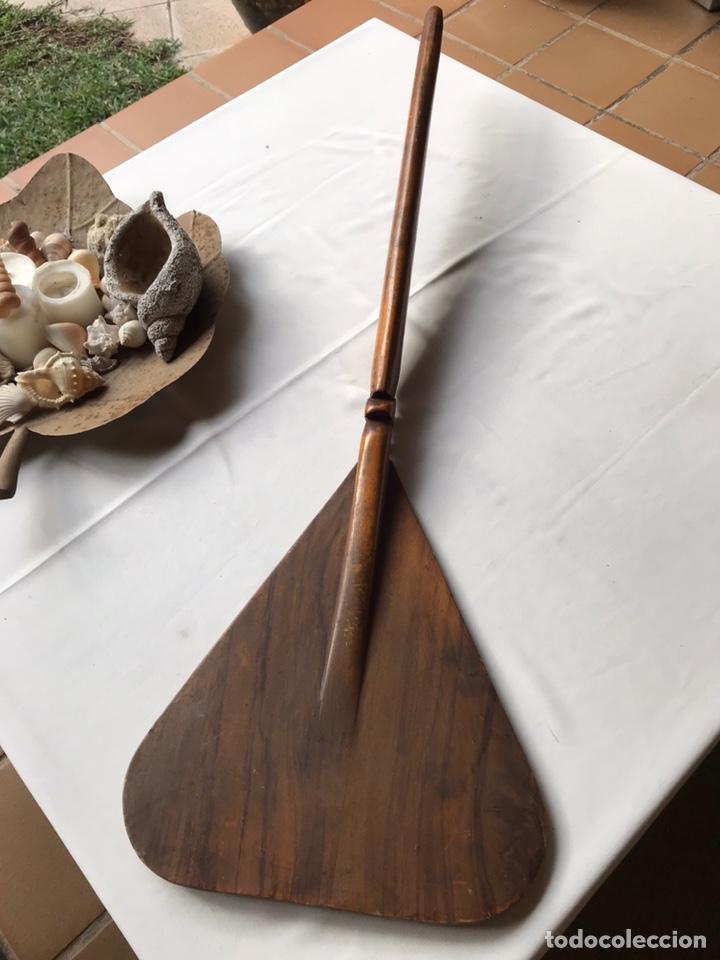 Antigüedades: Remo canoa - Foto 2 - 185738740