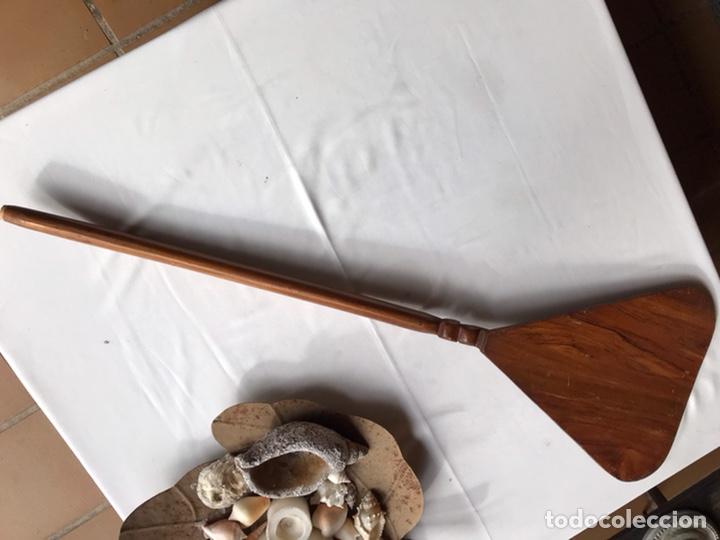 Antigüedades: Remo canoa - Foto 9 - 185738740
