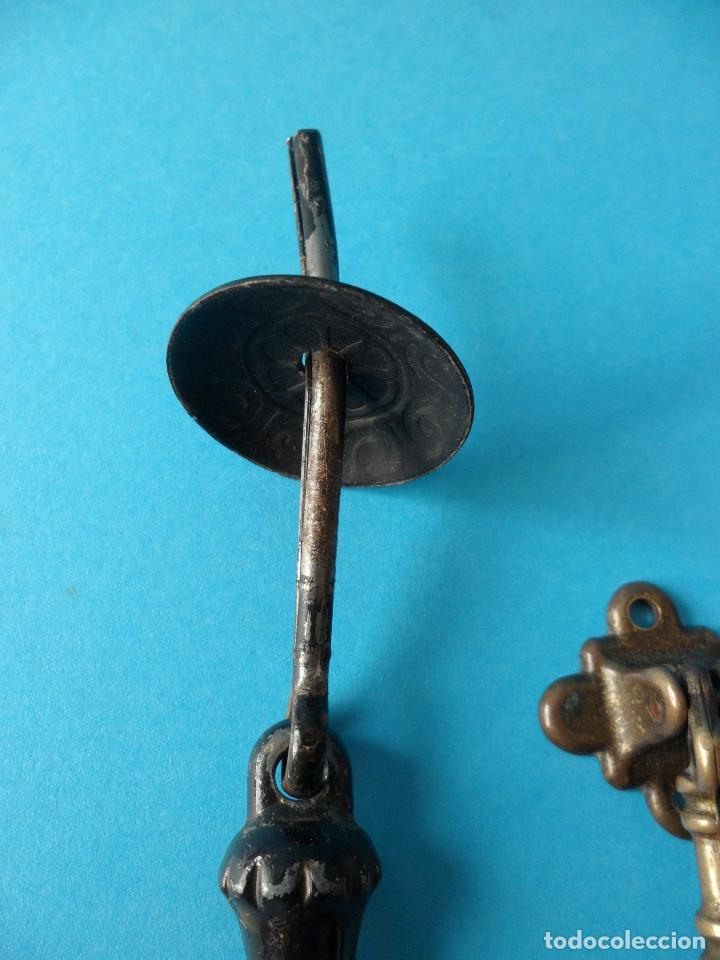 Antigüedades: Antiguos Tiradores de Puerta, Cajones o Armario - Foto 3 - 185743440