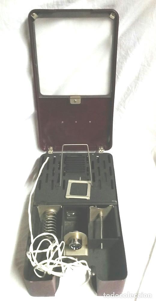 Antigüedades: Visor Panorámic, baquelita en caja a estrenar. Med. 32 x 12 x 25 cm - Foto 2 - 185771238