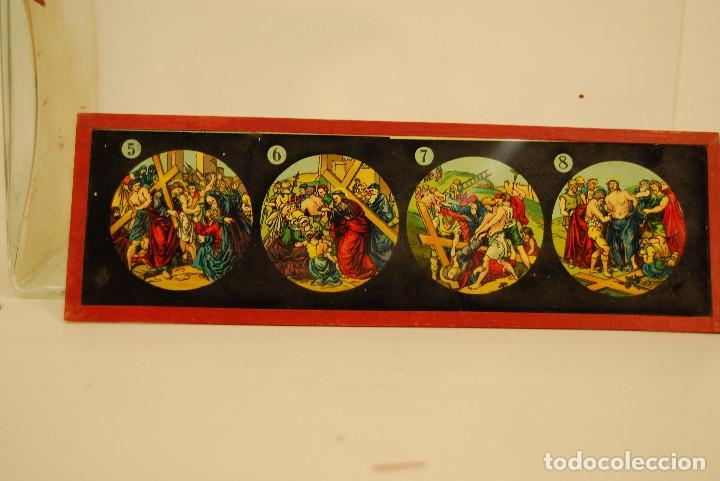 Antigüedades: placas para linterna mágica - Foto 10 - 185773390