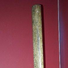 Antigüedades: ANTIGUO PICO - MARTILLO DE MINERO , MINERIA CON MARCAJE. Lote 185925922