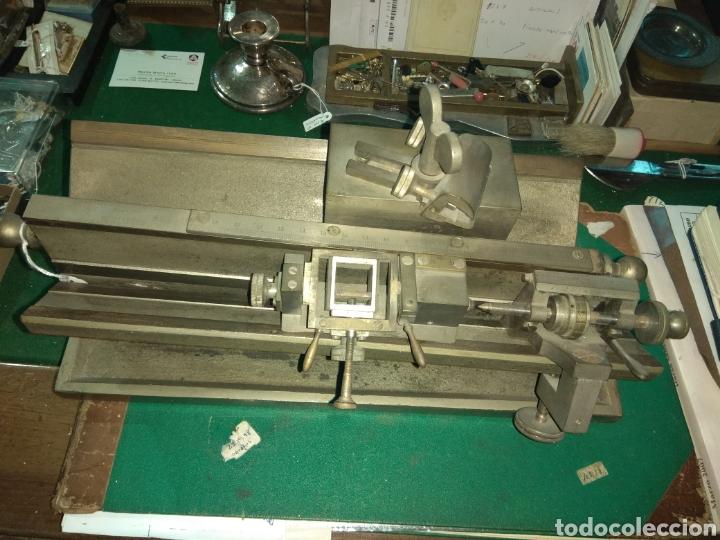 Antigüedades: Antiguo Microtomo de Desplazamiento Heidelberg - Foto 4 - 185931398