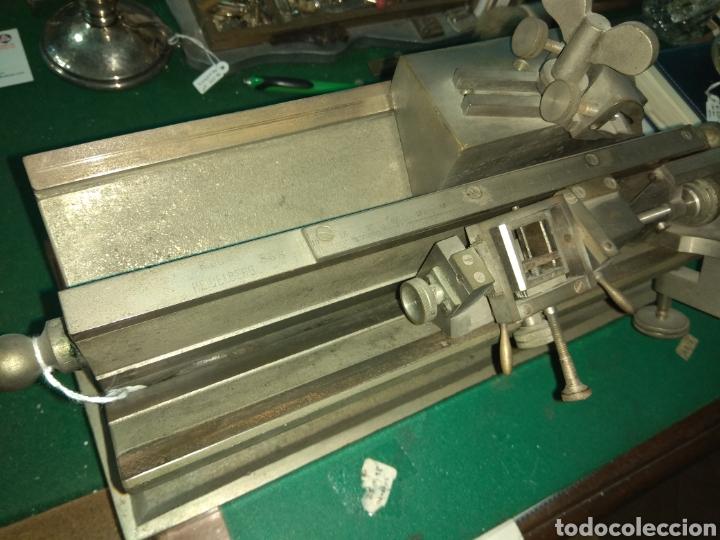 Antigüedades: Antiguo Microtomo de Desplazamiento Heidelberg - Foto 5 - 185931398