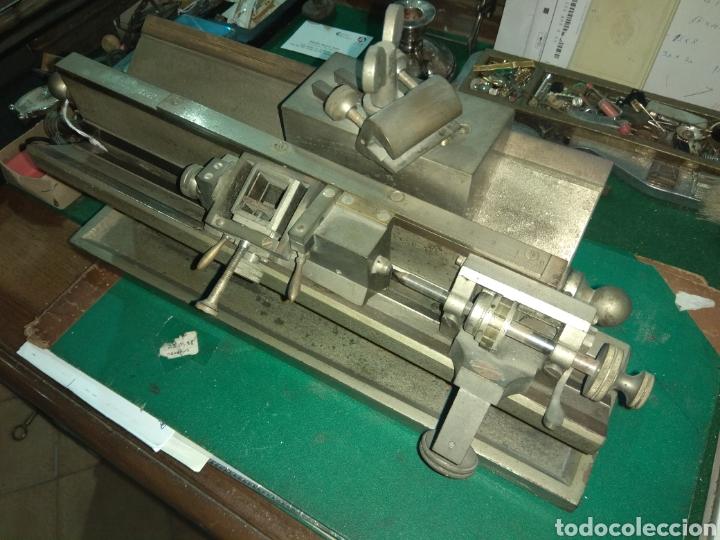 Antigüedades: Antiguo Microtomo de Desplazamiento Heidelberg - Foto 7 - 185931398