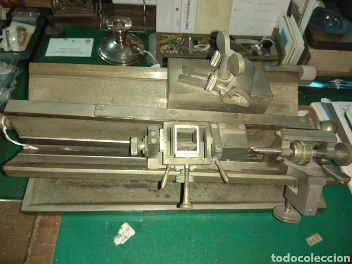 Antigüedades: Antiguo Microtomo de Desplazamiento Heidelberg - Foto 8 - 185931398