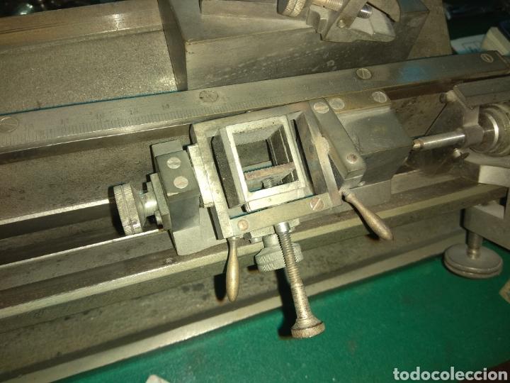 Antigüedades: Antiguo Microtomo de Desplazamiento Heidelberg - Foto 9 - 185931398