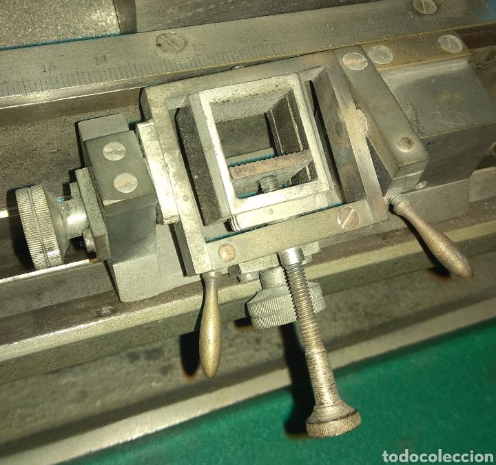 Antigüedades: Antiguo Microtomo de Desplazamiento Heidelberg - Foto 10 - 185931398