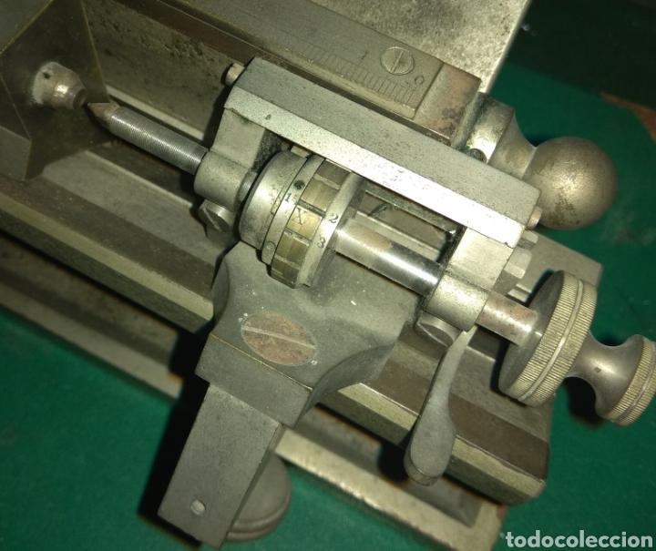 Antigüedades: Antiguo Microtomo de Desplazamiento Heidelberg - Foto 11 - 185931398