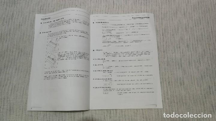 Antigüedades: Olympia Prestige máquina de escribir electrónica años 80 COMO NUEVA Y FUNCIONANDO!!!! - Foto 18 - 186064051