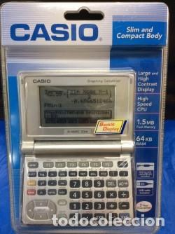 CALCULADORA CASIO FX 9860 G ¡¡ SLIM !! ¡¡NUEVA!! (VER FOTOS) (Antigüedades - Técnicas - Aparatos de Cálculo - Calculadoras Antiguas)