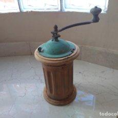 Antigüedades: ANTIGUO MOLINILLO DE CAFÉ. PERFECTO ESTADO. TIENE MÁS DE 100 AÑOS. Lote 186202147