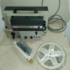 Antigüedades: PROYECTOR DE VIDEO SUPER OCHO EUMIG. Lote 186215800
