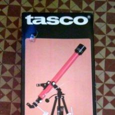 Antigüedades: TELESCOPIO TASCO. Lote 186256716
