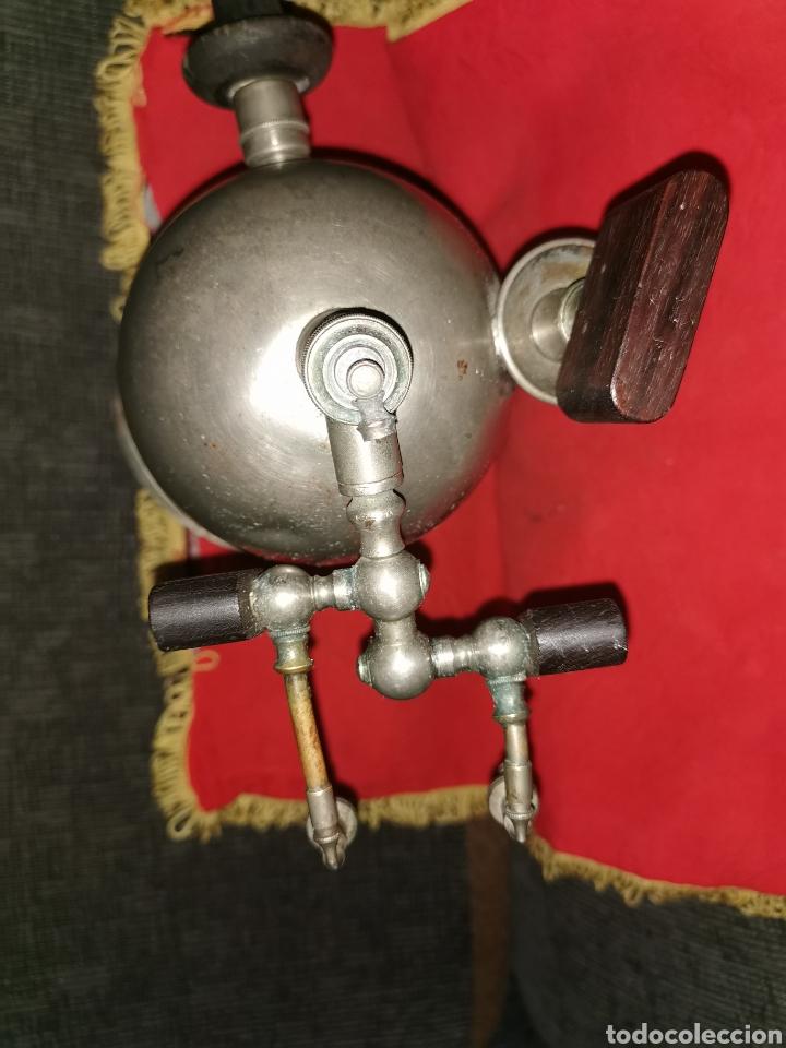 Antigüedades: Spray de vapor carbónico tipo Lister, principios del siglo XX - Foto 5 - 186259186