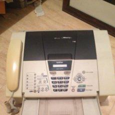 Teléfonos: TELÉFONO FAX IMPRESORA BROTHER 1840C. Lote 186312811