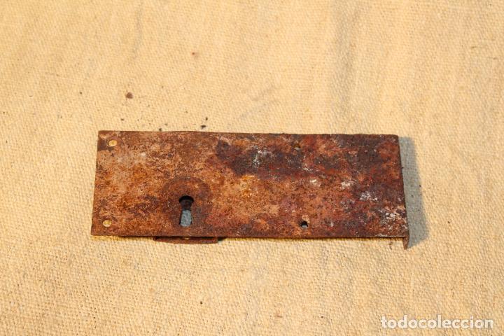 Antigüedades: cerradura - Foto 2 - 186331417