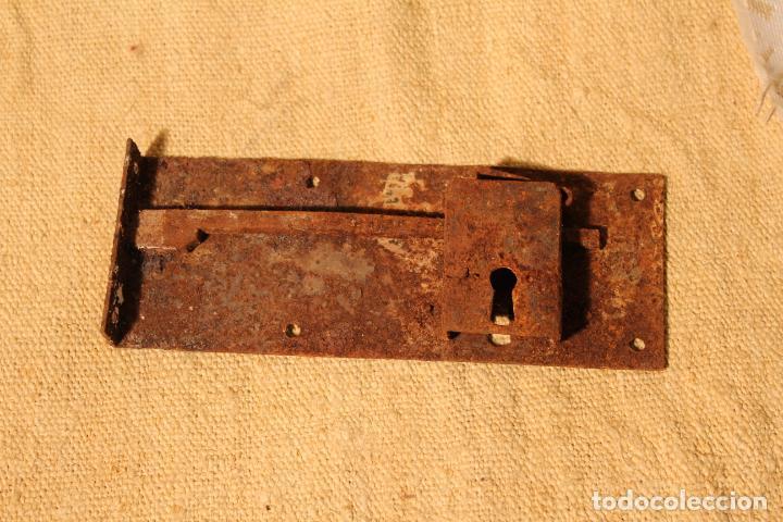 Antigüedades: cerradura - Foto 4 - 186331417