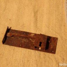 Antigüedades: CERRADURA. Lote 186331417