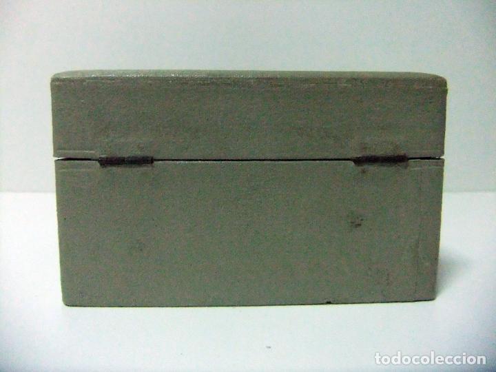 Antigüedades: ACCESORIO MICROSCOPIO REICHERT AUSTRIA Nº 57 180 CON CAJA - ÓPTICA LENTE LENTES ÓPTICO BOX BOXED - Foto 13 - 186338361