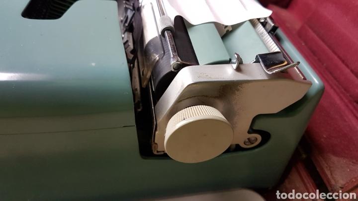 Antigüedades: Máquina escribir olivetti studio44 - Foto 4 - 186837791
