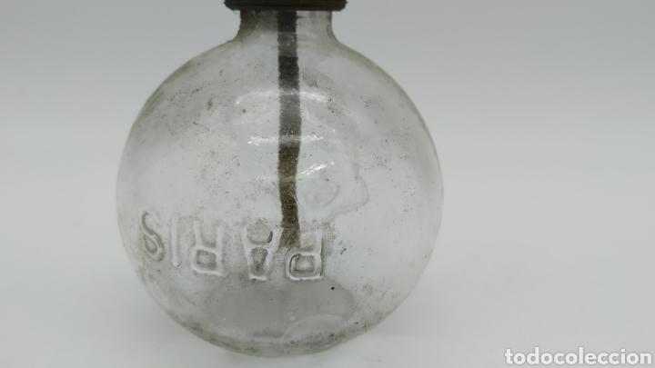 Antigüedades: Antiguo engrasador francés de principios del siglo XX - Muy escaso. Rareza. Fabricado en París. - Foto 6 - 187087740