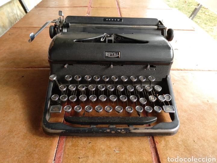 MAQUINA DE ESCRIBIR ANTIGUA ROYAL ARROW AÑOS 30 (Antigüedades - Técnicas - Máquinas de Escribir Antiguas - Royal)
