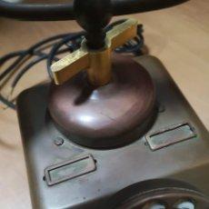 Teléfonos: TELEFONO BELGA DE COBRE. Lote 187177067