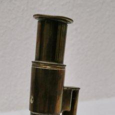 Antigüedades: MICROSCOPIO S. XIX. Lote 187177670