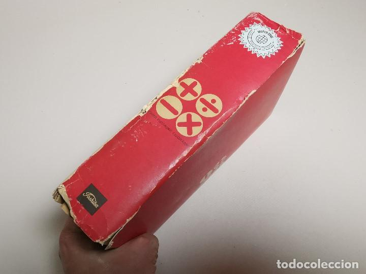 Antigüedades: CALCULADORA TOSHIBA BC0804B - 1973 CON SU CAJA LIBRO--FUNCIONANDO !!! - Foto 65 - 187287138