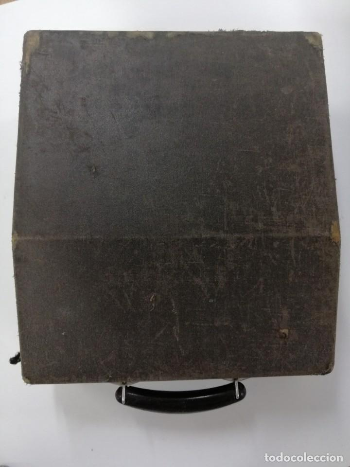Antigüedades: MÁQUINA DE ESCRIBIR HISPANO - OLIVETTI STUDIO 46 - Foto 7 - 187377802