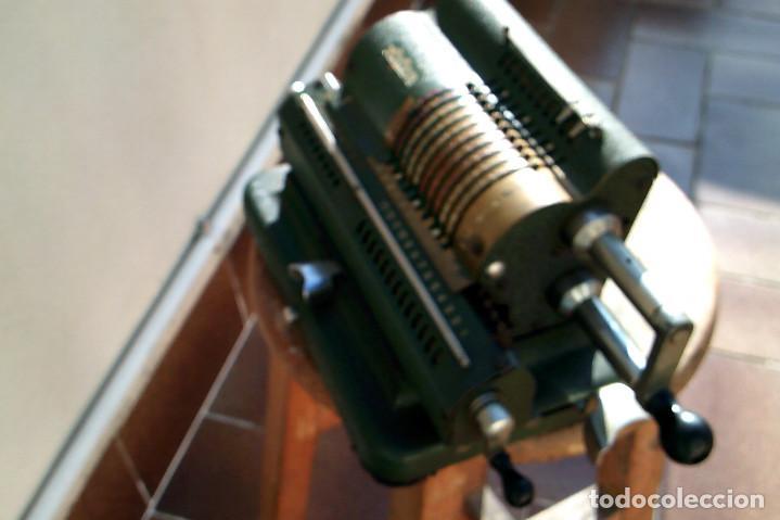 Antigüedades: Calculadora Minerva - Foto 5 - 187392660