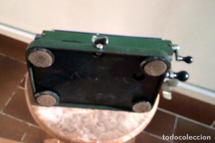 Antigüedades: Calculadora Minerva - Foto 7 - 187392660