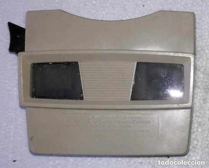 Antigüedades: Visor diapositivas Sawyers (Sawyers) 3-Dimension Video-Master; Con caja original y muchas peliculas - Foto 2 - 187399161