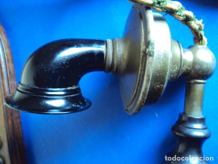 Teléfonos: (ANT-191252)TELEFONO CENTRALITA PRINCIPIOS DE SIGLO - SOCIEDAD ANONIMA DE TELEFONIA PRIVADA - Foto 11 - 187417775
