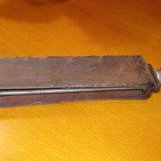 Antigüedades: AFILADOR SUAVIZADOR NAVAJAS AFEITAR. Lote 187444183