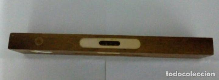 Antigüedades: Nivel de madera - Foto 2 - 187462945