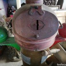 Antigüedades: BITÁCORA COMPLETA. CUERPO ENTERIZO METAL.. RECOGIDA SOLO EN TENERIFE. Lote 187482738