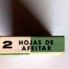 Antigüedades: ANTIGUO ESTUCHE FILOMATIC COMPLETO DE 2 HOJAS DE AFEITAR,MICROCROMO,SIN ABRIR.. Lote 187493151