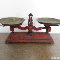 Antigüedades: BALANZA, BASCULA SIMPLEX 3 KG SIN PESAS. Lote 187579983