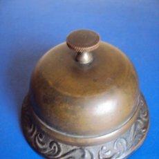 Antigüedades: (ANT-191249)ANTIGUO TIMBRE, LLAMADOR - SOBREMESA - TIMBRE DE HOTEL. Lote 187589685