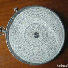 Antigüedades: CALCULADORA FOWLER´S MAGNUM LONG SCALE CALCULATOR REGLA DE CÁLCULO SLIDE RULE FOWLERS. Lote 187615043