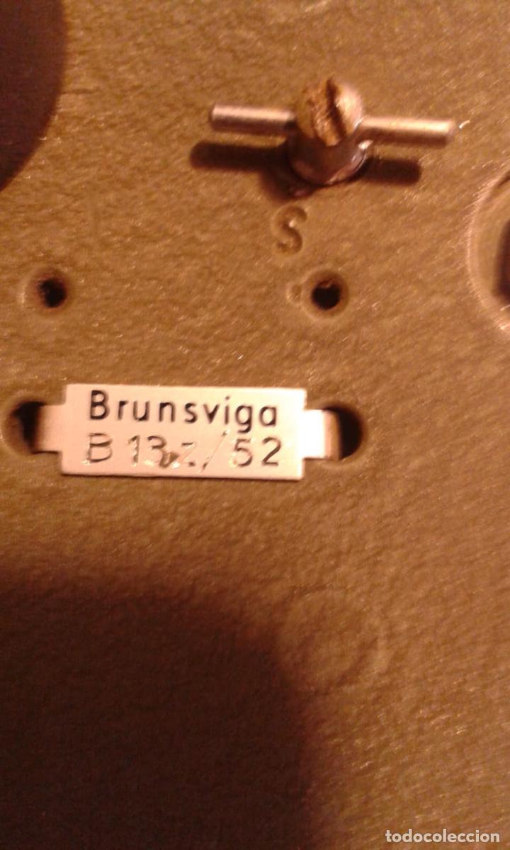 Antigüedades: Antigua calculadora BRUNSVIGA - Foto 6 - 187837366