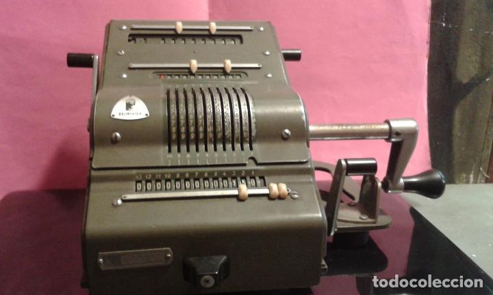 ANTIGUA CALCULADORA BRUNSVIGA (Antigüedades - Técnicas - Aparatos de Cálculo - Calculadoras Antiguas)