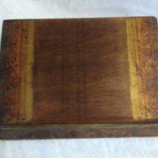 Antigüedades: ATRIL MADERA. Lote 187871201