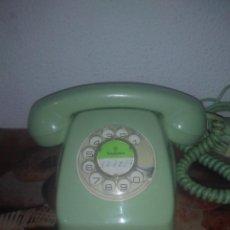 Teléfonos: TELEFONO HERALDO VERDE AGUAMARINA VERDE AGUA CITESA MÁLAGA RETRO VINTAGE AÑOS 70 80 CG3. Lote 188255906