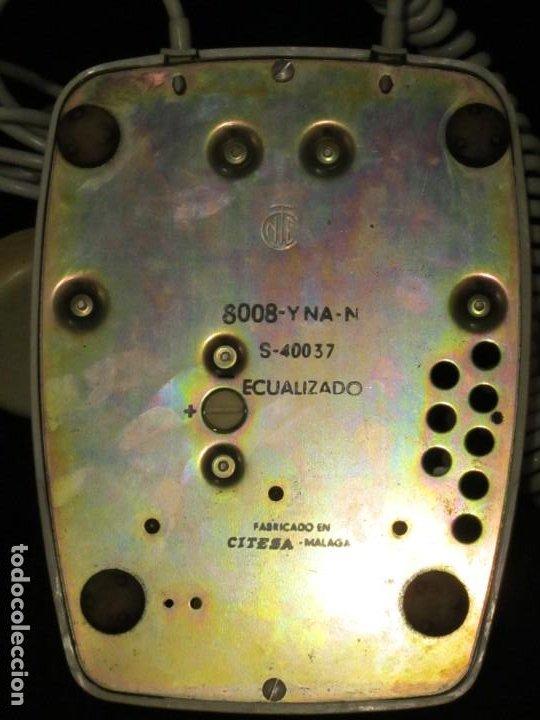 Teléfonos: Antiguo telefono Citesa. - Foto 11 - 188401273