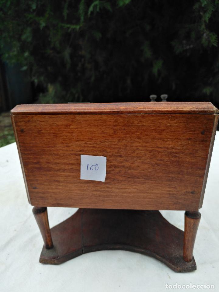 Antigüedades: Caja inglesa registradora. - Foto 4 - 188462932