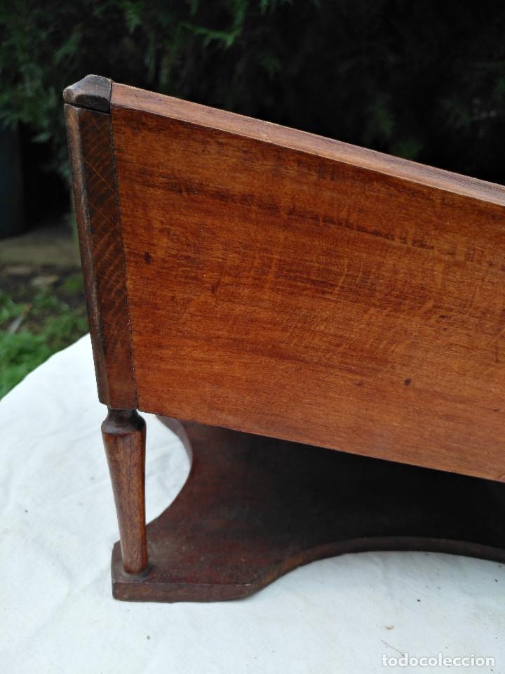 Antigüedades: Caja inglesa registradora. - Foto 9 - 188462932
